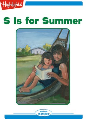 cover image of S is for Summer