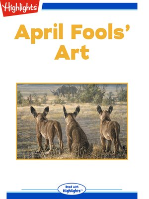 cover image of April Fool's Art