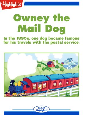 cover image of Owney the Mail Dog