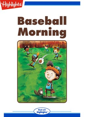 cover image of Baseball Morning