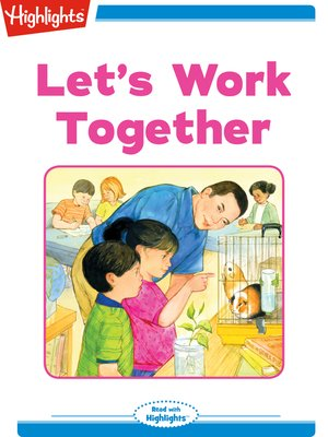 cover image of Let's Work Together
