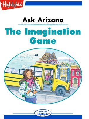 cover image of Ask Arizona: The Imagination Game