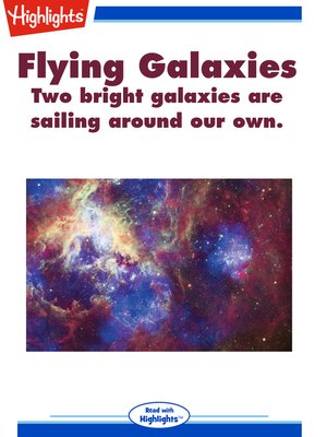 cover image of Flying Galaxies