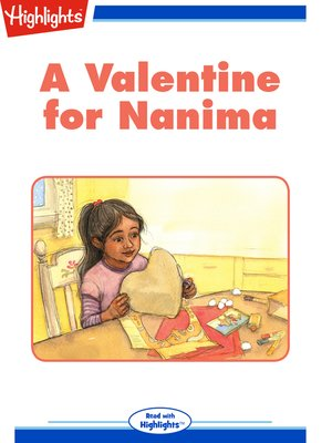 cover image of A Valentine for Nanima