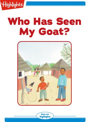 cover image of Who Has Seen My Goat?