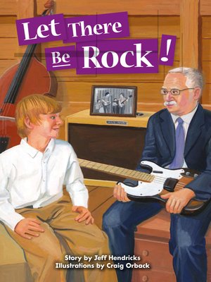 cover image of Let There Be Rock!