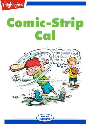 cover image of Comic-Strip Cal