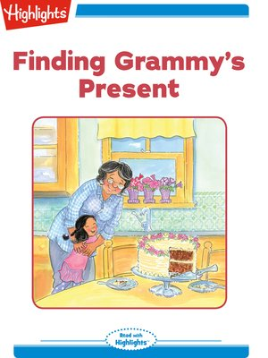 cover image of Finding Grammy's Present