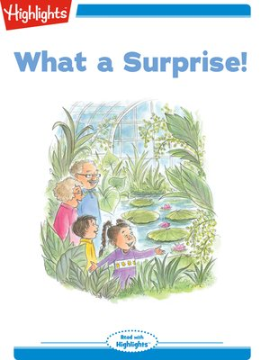 cover image of What a Surprise!