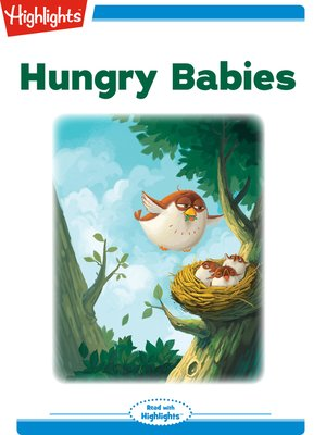 cover image of Hungry Babies