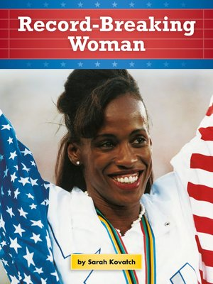 cover image of Record-Breaking Woman