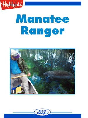cover image of Manatee Ranger