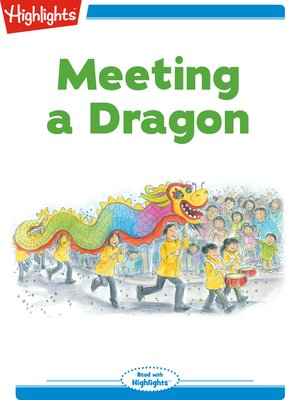 cover image of Meeting a Dragon