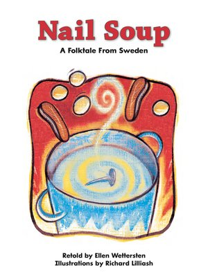 cover image of Nail Soup: A Folktale From Sweden