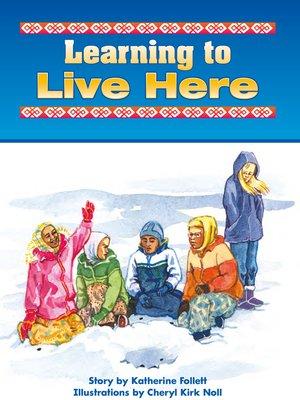 cover image of Learning to Live Here