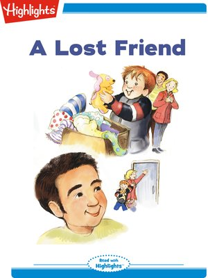 cover image of A Lost Friend