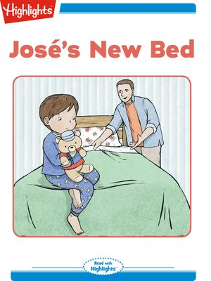cover image of Jose's New Bed