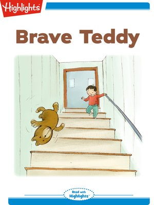 cover image of Brave Teddy