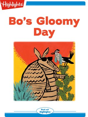 cover image of Bo's Gloomy Day