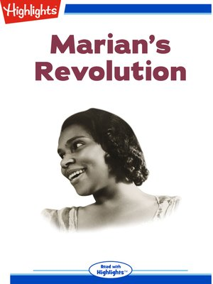 cover image of Marian's Revolution