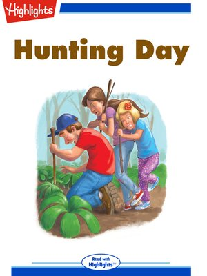 cover image of Hunting Day