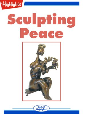 cover image of Sculpting Peace