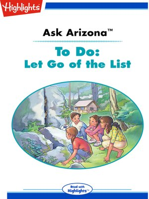 cover image of Ask Arizona: To Do: Let Go of the List
