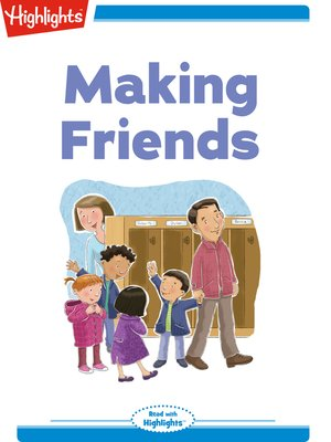 cover image of Making Friends