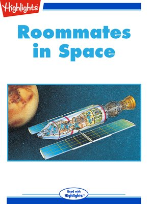 cover image of Roommates in Space