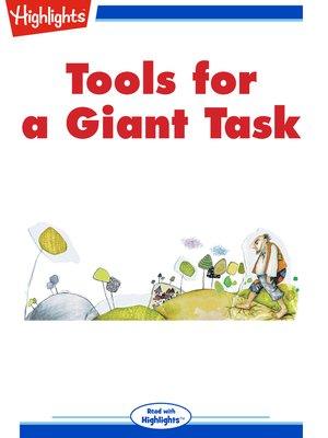 cover image of Tools for a Giant Task
