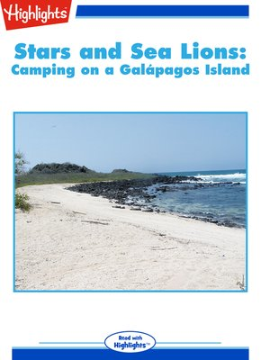cover image of Stars and Sea Lions Camping on a Galapagos Island