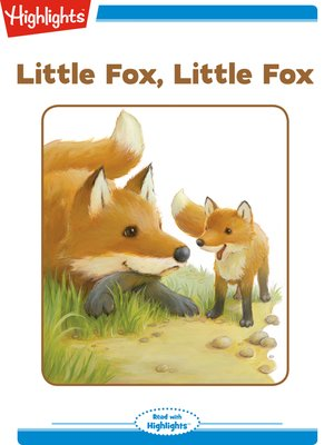 cover image of Little Fox Little Fox