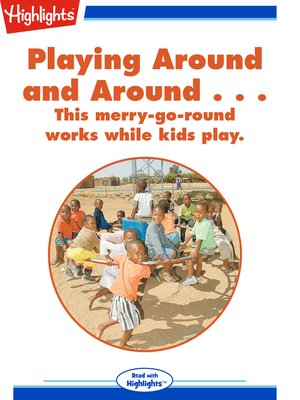 cover image of Playing Around and Around