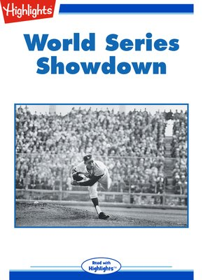 cover image of World Series Showdown