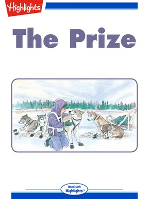 cover image of The Prize