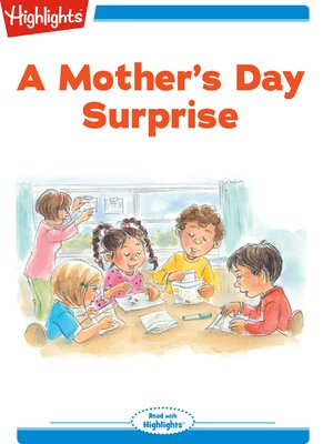 cover image of A Mother's Day Surprise