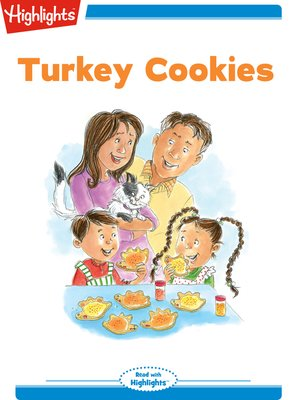 cover image of Turkey Cookies