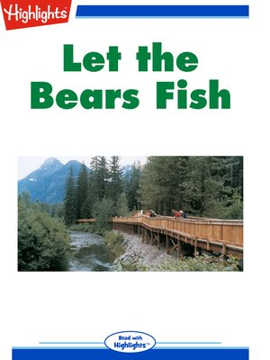 cover image of Let the Bears Fish