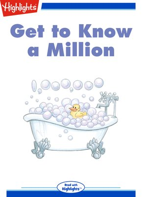 cover image of Get to Know a Million