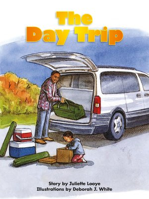 cover image of The Day Trip