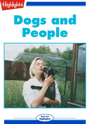 cover image of Dogs and People
