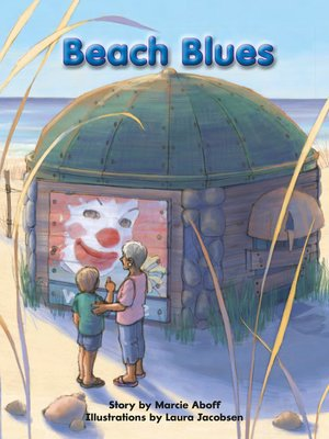 cover image of Beach Blues