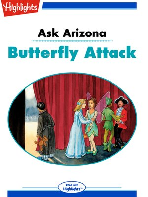 cover image of Ask Arizona: Butterfly Attack