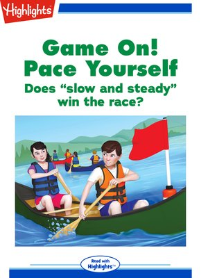 cover image of Game On: Pace Yourself