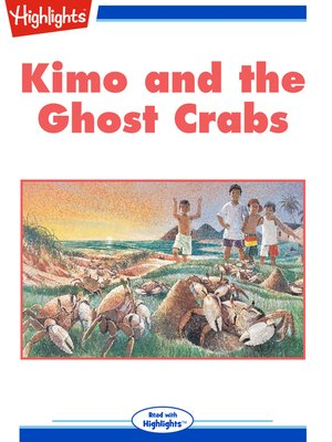 cover image of Kimo and the Ghost Crabs