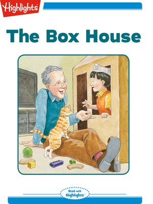 cover image of The Box House