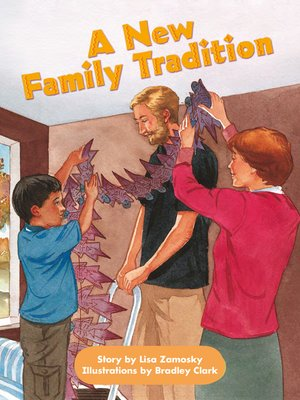 cover image of A New Family Tradition