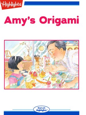 cover image of Amy's Origami