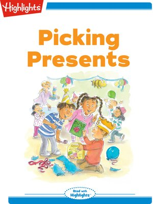 cover image of Picking Presents
