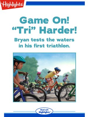 "cover image of ""Tri"" Harder!"